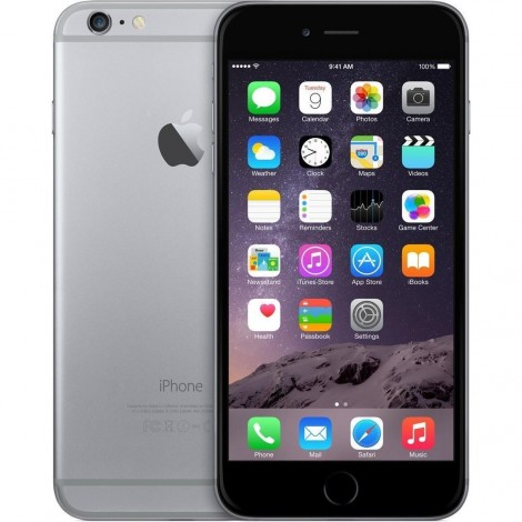 iPhone 6 Gris Sideral 16GB