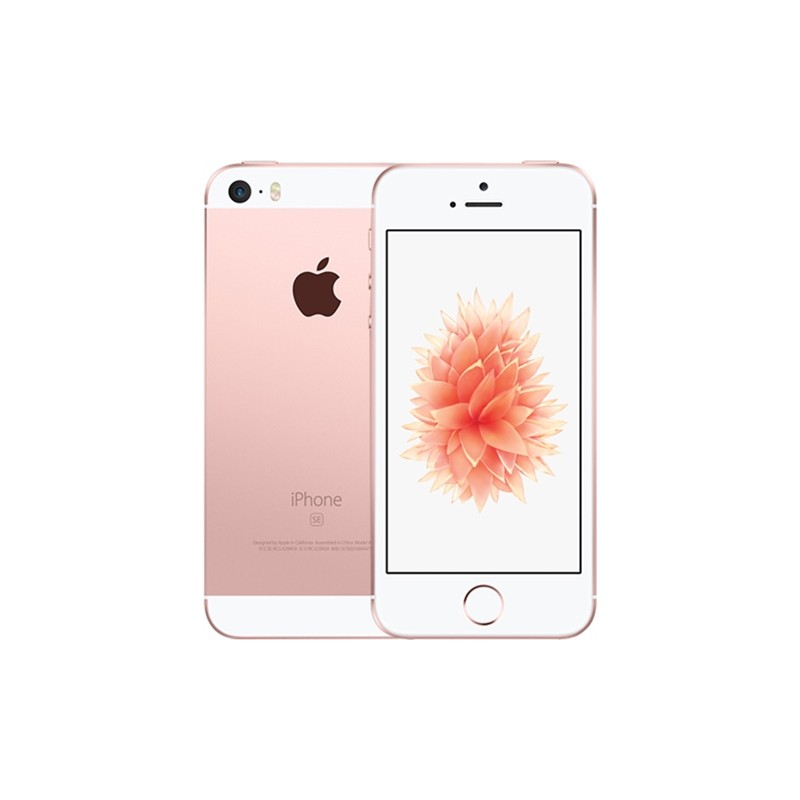 iphone 5se rose 16gb comptoir de l 39 iphone. Black Bedroom Furniture Sets. Home Design Ideas
