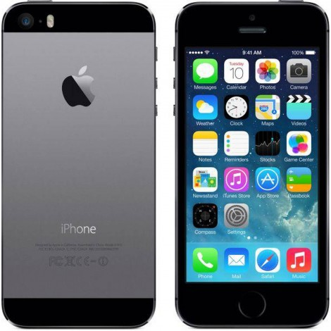 iPhone 5S Grey 16GB