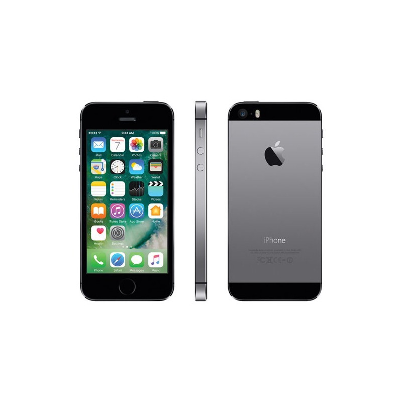 iphone 5s 32gb grey reconditionn pas cher. Black Bedroom Furniture Sets. Home Design Ideas