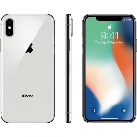 iPhone X 256GB Blanc