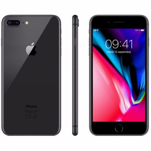 iPhone 8 Plus 64GB Gris sidéral
