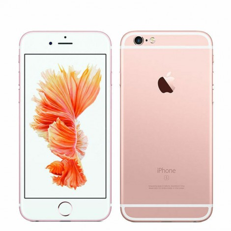 iPhone 6S Gold Rose 128GB