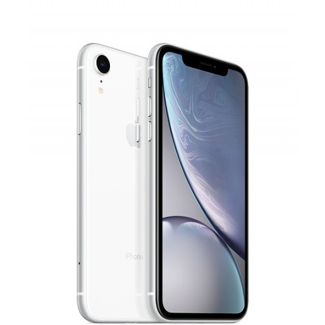 iPhone XR 256GB Blanc