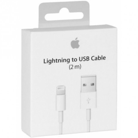 Cable origine Apple lightning 2m