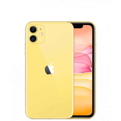 iPhone 11 reconditionné Yellow 64GB
