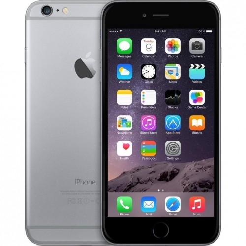 iPhone 6 Gris Sideral 64GB