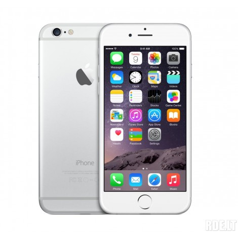 iPhone 6 Argent 64GB